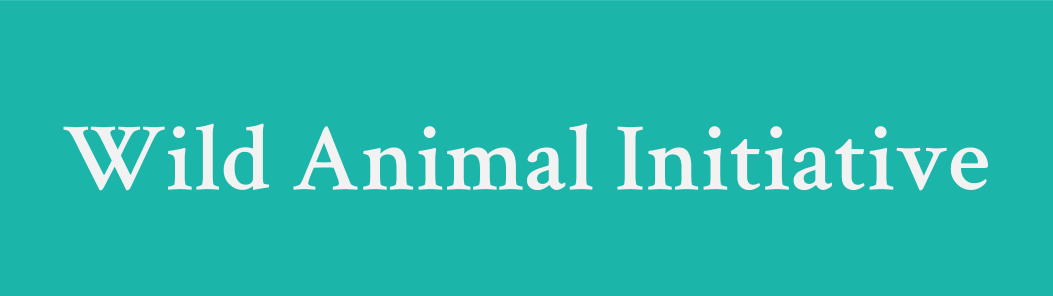 Wild Animal Initiative logo